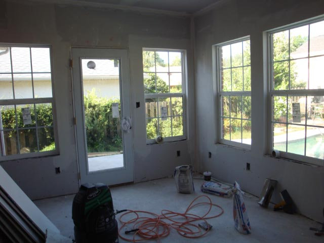 Fine job florida room addition jp carducci inc Florida room addition