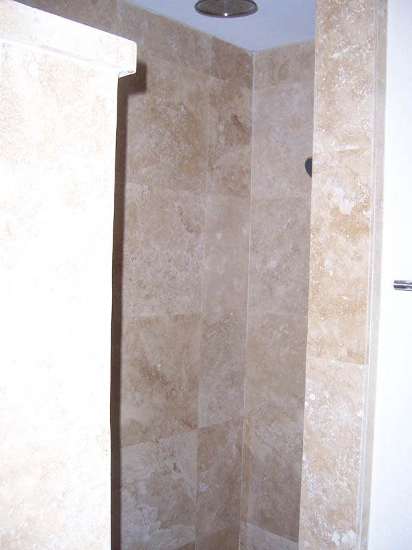 Finck House Walk-in Shower