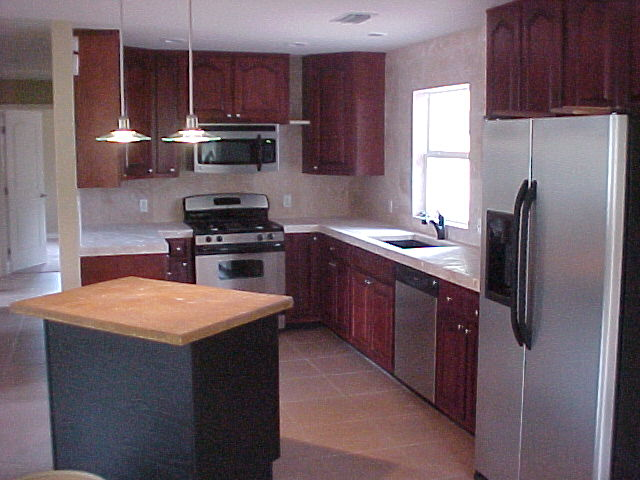 Woodham Kitchen with Island2