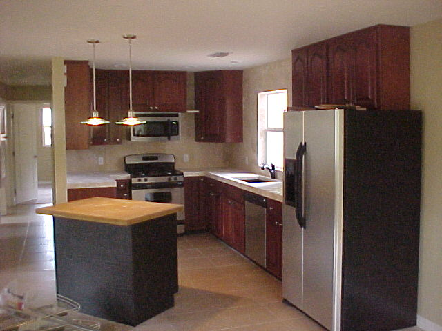 Woodham Kitchen with Island3
