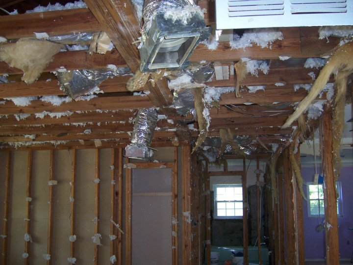 Oakland Ceiling Renovation2
