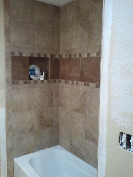 Thorne Shower tile