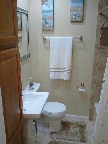 Thorne New Bathroom