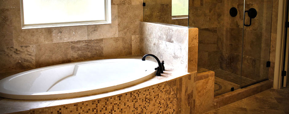 Parade of Homes Bath Tub