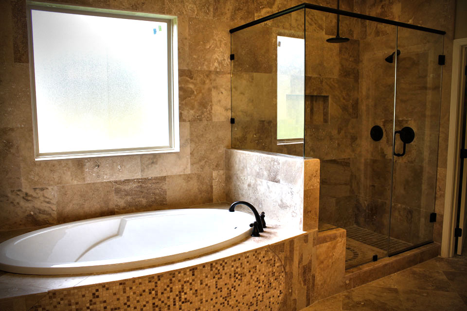 Parade of Homes Bathroom Design