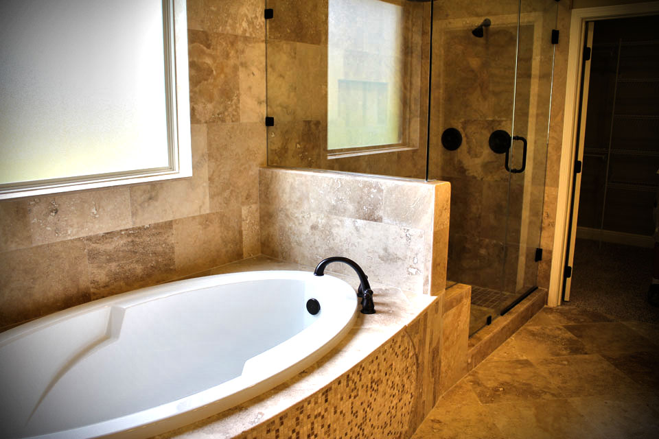 Award winning parade of homes bathroom design jp for Award winning bathroom designs