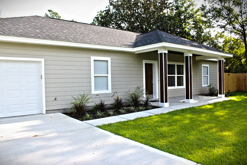 New icf home on lark street in fort walton beach jp for Icf houses for sale
