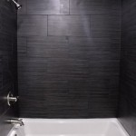 Custom Dark Bathroom